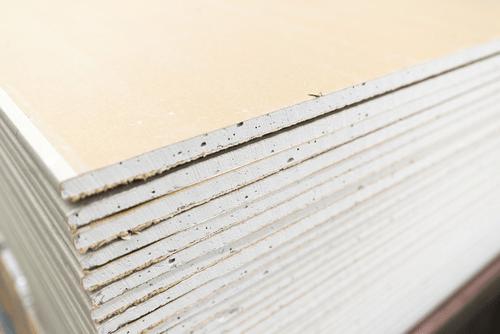 Cartongesso e fibra minerale